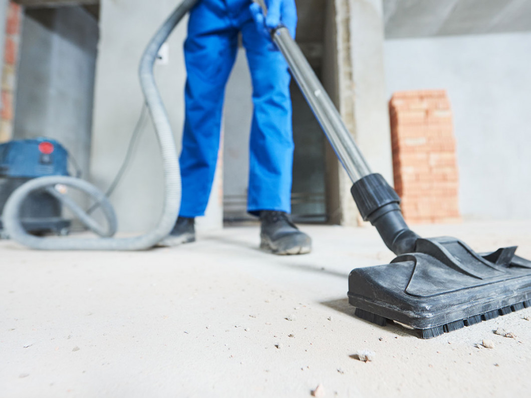 Make Sure Your Construction Project Is Move-In Ready With Post Construction Clean Up